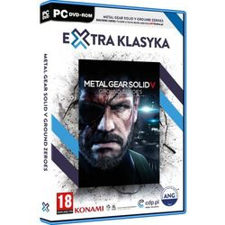 Gra Metal Gear Solid V Ground Zeroes