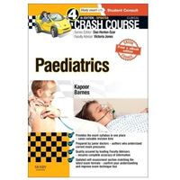 Crash Course Paediatrics Updated Print + eBook edition Kapoor, Rajat