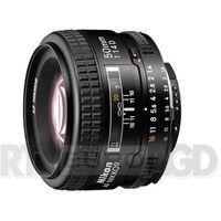 Nikon AF 50mm f/1,4 D Nikkor - produkt w magazynie - szybka wysyłka!