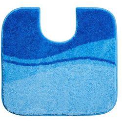 Grund Dywanik łazienkowy FLASH, niebieski, 55x60cm (8590507348658)