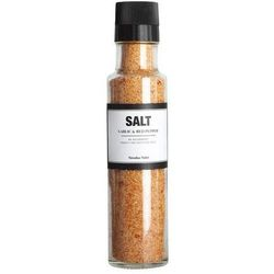 Sól z czosnkiem i chili z młynkiem Nicolas Vahe, NVSS1001