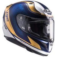 KASK HJC R-PHA-11 RIOMONT BLUE/WHITE/GOLD