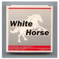 Verinel Zestaw white horse 3 x 1 tabl. silna erekcja przez 24h