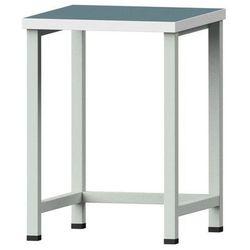 Kompaktowy stół warsztatowy, blat uniwersalny,szer. 605 mm, bez szafek dolnych marki Anke werkbänke - anton kessel