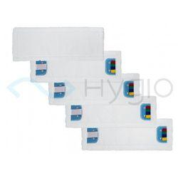 HYGIO Mop klips mikrofibra typu SPEEDY 40cm 5 szt.