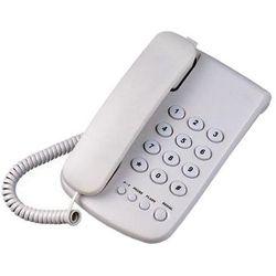Telefon MESCOMP Leon MT508 Biały (5904617462044)