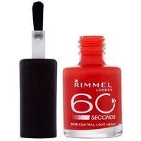 Rimmel london  60 seconds nail polish 8ml w lakier do paznokci 810 blue my mind (3607345312842)