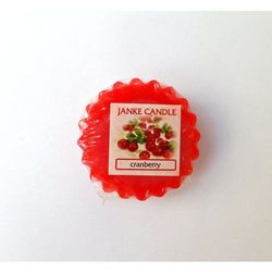 Wosk zapachowy Żurawina Janke Candle - sprawdź w wybranym sklepie