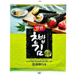 Dongwon Glony nori do sushi, 10 sztuk - (8801047221722)