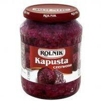 Kapusta czerwona 720 g  marki Rolnik