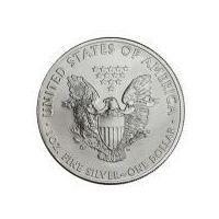 50 x 1 uncja Amerykański Srebrny Orzeł - Srebrna Moneta Rocznik 2014