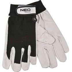 Rękawice robocze 97-603 biało-czarny (rozmiar 10) marki Neo