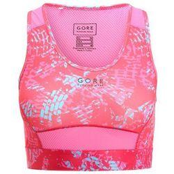Gore Running Wear ESSENTIAL Biustonosz sportowy jazzy pink/raspberry rose - produkt z kategorii- Bielizna spor