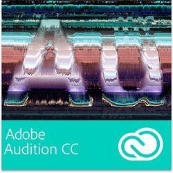 Adobe Audition CC EDU Multi European Languages Win/Mac - Subskrypcja (12 m-ce) (oprogramowanie)