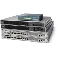 ASA 5505 Sec Plus Appliance with SW, UL Users, HA, 3DES/AES.