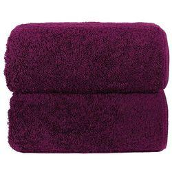 Ręcznik graccioza® long double loop aubergine marki Sorema