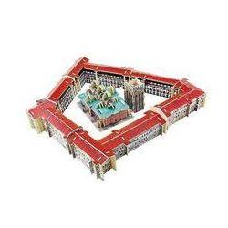 Puzzle Drewniany klasztor - (6946785103175)