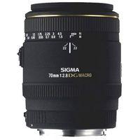 Sigma Obiektyw  af 70/2.8 ex dg macro minolta/sony + darmowy transport!