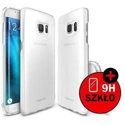 Etui Rearth Ringke Slim Samsung Galaxy S7 Edge - Biały z kategorii Futerały i pokrowce do telefonów