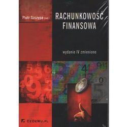 Rachunkowość finansowa, książka z kategorii Prawo, akty prawne