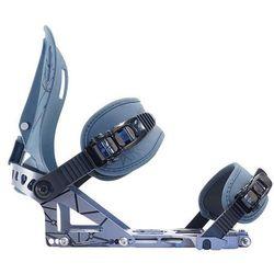 wiązanie SPARK - Arc Bindings Medium Slate (SLATE) rozmiar: MED z kategorii Wiązania snowboardowe