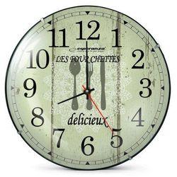 Esperanza Zegar ścienny Paris (EHC018P) Darmowy odbiór w 21 miastach! (5901299930144)
