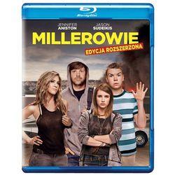 Galapagos films Millerowie (blu- ray)