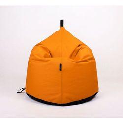 Puf nol kolor pomarańczowy marki Oskar perek
