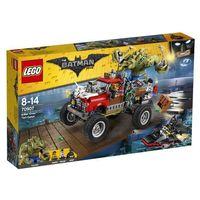 Lego THE MOVIE Batman the , pojazd killer croca 70907