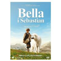 Bella i Sebastian [DVD] - wydanie z książką - Nicolas Vanier
