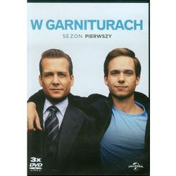 Film TIM FILM STUDIO W garniturach (Sezon 1) Suits (film)