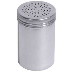 Pieprzniczka z aluminium o średnicy 65 mm | CONTACTO, 2266/065