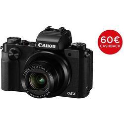 Canon PowerShot G5X, cyfrówka
