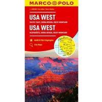 MARCO POLO Kontinentalkarte USA West 1:2 000 000 (9783829739399)