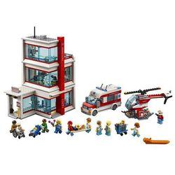 60204 SZPITAL (Hospital) KLOCKI LEGO CITY