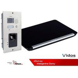 Zestaw wideodomofonu z czytnikiem linii pailarnych s601z-2_m690b marki Vidos