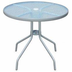 Metalowy stolik ogrodowy - Brian 3X