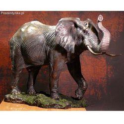 Duży Słoń w brązie ()