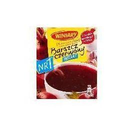 Zupa ekspresowa Barszcz czerwony instant 60 g Winiary, kup u jednego z partnerów