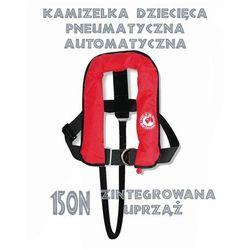 Kamizelka ratunkowa dla dzieci pneumatyczna automatyczna 150N - oferta [7578dca44fe3526b]