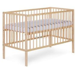 Klupś łóżeczko radek x sosna120x60