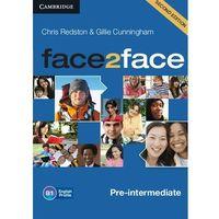 Face2Face pre-intermediate Audio Cds