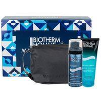 Biotherm Homme Aquafitness Kit M Kosmetyki Zestaw kosmetyków Żel pod prysznic 200 ml + Pianka do golenia 50
