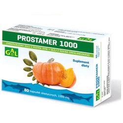 Gal Prostamer 1000 (olej z pestek dyni + olej z rekina) 80 kaps., kategoria: potencja - erekcja