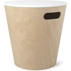 stolik woodrow biały - drewno marki Umbra