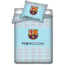 FC Barcelona pościel do łóżeczka 100x135 cm
