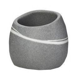 LITTLE ROCK Kubek z konglomeratu Dark 22190107 - produkt z kategorii- Kubki i szklanki