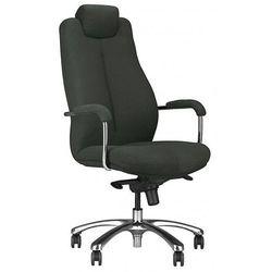 Fotel gabinetowy sonata lux 24/7 hru steel17 chrome - biurowy, krzesło obrotowe, biurowe marki Nowy styl