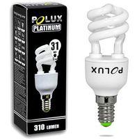 świetlówka energooszczędna POLUX Platinum slim SST2 5W E14 2700K