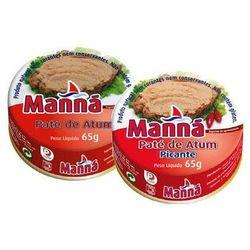 Manná Zestaw 2 portugalska pasta z tuńczyka 6x65g z kategorii Konserwy i przetwory rybne